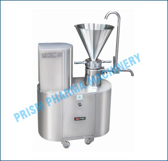 Colloid Mill - Horizontal Drive