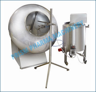 Spraying System with Coating Machine