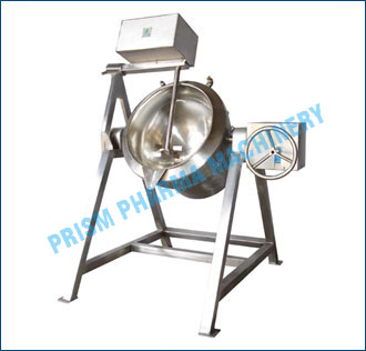 Kettle-50L with stirrer
