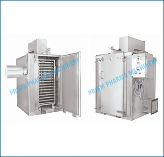 Tray Dryer-24 Tray (OVEN)