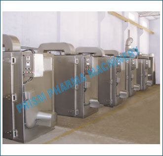 Tray Dryer-96 Tray (OVEN)